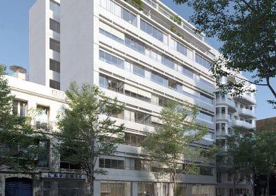 Ensemble de 65 logements Paris 11