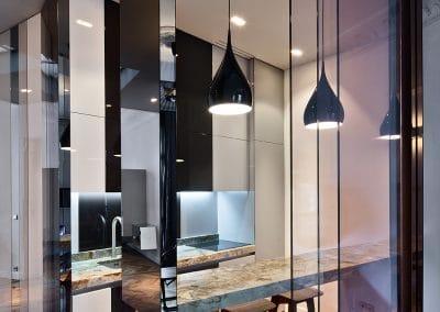 Monceau apartment